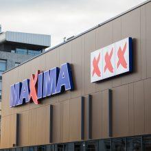 """Ilginamas dalies """"Maxima"""" parduotuvių darbo laikas"""