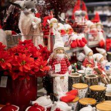Artėjančių švenčių nuotaika keičia apsipirkimo įpročius: kas krepšeliuose atsiduria dažniausiai?