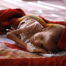 JT agentūra: Sirija išgyvena precedento neturinčią bado krizę