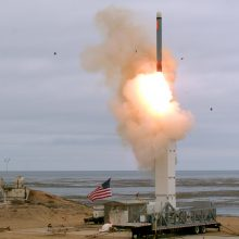 Rusija: JAV raketos bandymas – karinės įtampos eskalacija
