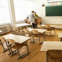 V. Targamadzė apie pedagogų atlyginimų didinimą: pažadukų Vyriausybė