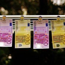V. Šapoka: nepritarus mokesčiams, bus karpomos išlaidos