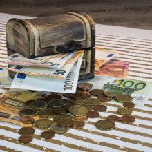 Nedidelės įmonės gali kreiptis dėl paskolų sumokėti tiekėjams
