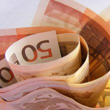 Susitarimas su TVF leis Ukrainai iš Europos Sąjungos pritraukti 500 mln. eurų