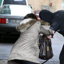Šiauliuose bus teisiamas moterį užpuolęs ir apiplėšęs vyras