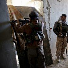 IS žada intensyvinti kovą su Sirijos kurdais ir koalicijos pajėgomis