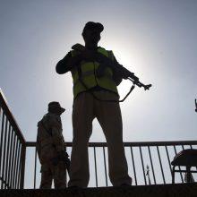 Pakistane sulaikytas teroro aktų Mumbajuje 2008 metais organizatorius