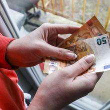 SADM iš esmės pritaria siūlymui dėl tryliktosios pensijos, tačiau siūlo jį tobulinti