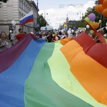 Priimtas Rusijai nepalankus sprendimas LGBT teisių byloje