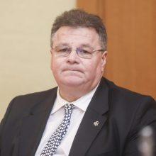 Ministras: siūlomas susitarimas dėl Astravo AE elektros netenkina Lietuvos interesų