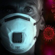 Koronavirusas Lietuvoje: per parą nustatyti 6 nauji atvejai, mirė dar 3 ligoniai