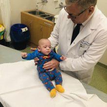 Jaudinanti istorija: Matas gimė vos 23 savaičių – gydytojai padarė stebuklą