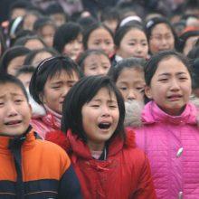 Skaudi realybė: 11 mln. Šiaurės Korėjos gyventojų trūksta maisto