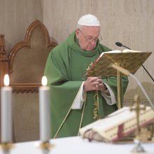 Popiežius Pranciškus lankysis Japonijoje: ragins uždrausti branduolinius ginklus