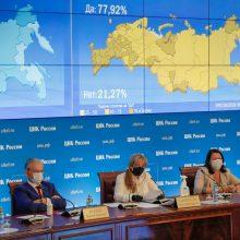 ES ragina Maskvą ištirti referendumo balsavimo pažeidimus