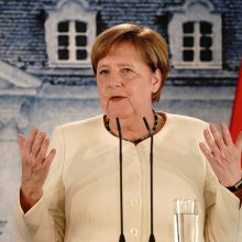 Vokietija perima pirmininkavimą Europos Sąjungai