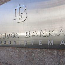 Lietuvos bankas dėl koronaviruso atideda dalį planuotų tikrinimų