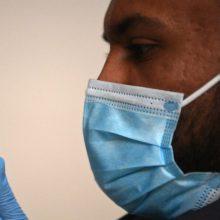 """Vokietijoje panaudota tik 15 proc. gautų """"AstraZeneca"""" vakcinos dozių"""