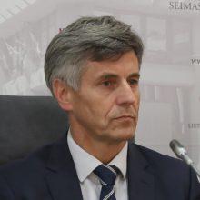 D. Gedvilas: Vyriausybės pasirinkti paramos modeliai – nelankstūs