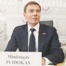 Seimo narys M. Puidokas siūlo taikyti PVM lengvatą ir elektroninei žiniasklaidai