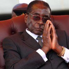 Atskleidė, nuo ko mirė ilgametis Zimbabvės lyderis