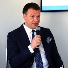 V. Šapoka: Lietuva įsitvirtina kaip lyderė tvarių finansų srityje