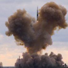 Prancūzija: Iranas branduolinį ginklą gali pasigaminti per trumpą laiką