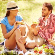 Vasaros tendencijos: kokie maisto produktai dominavo pirkėjų krepšeliuose?