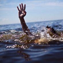 Nelaimė Mažeikių rajone: nuskendo vyras