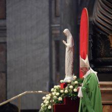 Pokyčiai Vatikane: popiežius pakeis finansų priežiūros agentūros vadovą