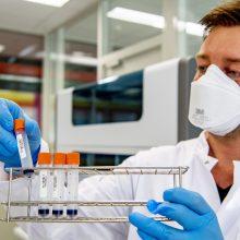 Estijoje užfiksuota 11 mirčių nuo koronaviruso, bendras užsikrėtusiųjų skaičius – 858