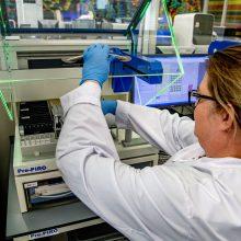 Ispanijoje koronaviruso aukų skaičius viršijo 10 tūkst.