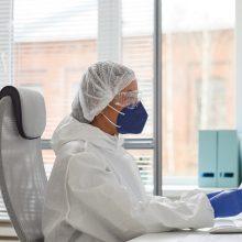 Lengva koronaviruso forma sergantys pacientai bus gydomi ir reabilitacijos įstaigose