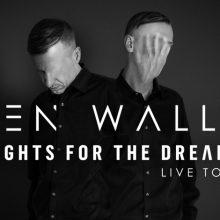 """""""Ten Walls"""" pažėrė staigmenų: pristato pasaulinį turą ir naują albumą"""