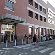 Lietuvė – apie tikrąją padėtį Italijoje: reanimacijos perpildytos, sustojo ekonomika
