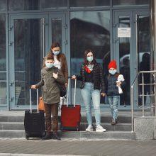 Atvykstantiems į JK iš didelės rizikos šalių – privaloma saviizoliacija viešbučiuose