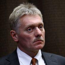 Kremlius perspėja nedaryti skubotų išvadų po dronų atakų Saudo Arabijoje