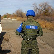 JK ragina Rusiją nebesiųsti į Rytų Ukrainą humanitarinės pagalbos konvojų