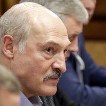 A. Lukašenka: Baltarusija pasirengusi su JAV parama pirkti naftą per Baltijos uostus