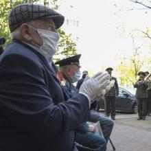 Europa mini 75-ąsias pergalės Antrajame pasauliniame kare metines
