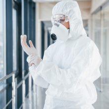 Lietuvoje per parą patvirtinti 129 nauji koronaviruso atvejai, mirė keturi žmonės