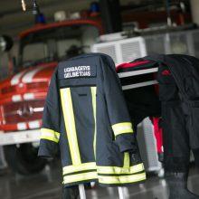 Vilniuje bus modernizuota ugniagesių gelbėtojų stotis