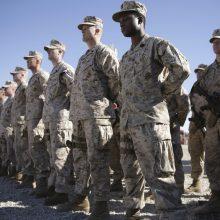JAV ir Talibanas perrašo projektą dėl amerikiečių pajėgų išvedimo