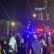Vašingtoną sukrėtė dvejos šaudynės: policija ieško ginkluotų vyrų
