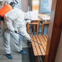 Lietuvoje per parą patvirtinti 1088 nauji COVID-19 atvejai, mirė septyni žmonės