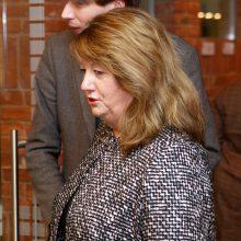 V. Blinkevičiūtė įvertino ministrų darbą: jie turi greičiau susivokti, už ką yra atsakingi