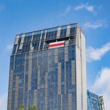 Nuspręsta: sostinės savivaldybėje darbuosis baltarusių startuoliai, žiniasklaida ir verslai