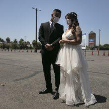 Vedybų revoliucija JAV: kodėl amerikiečiai nebeskuba tuoktis?