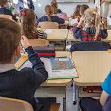 Į mokyklas grįžo 63 tūkst. pradinukų, apie 7 tūkst. iš jų – testuojami