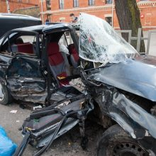 Antradienį – daugiau nei pusšimtis eismo įvykių: sužeista 11 žmonių, žuvo pėsčioji